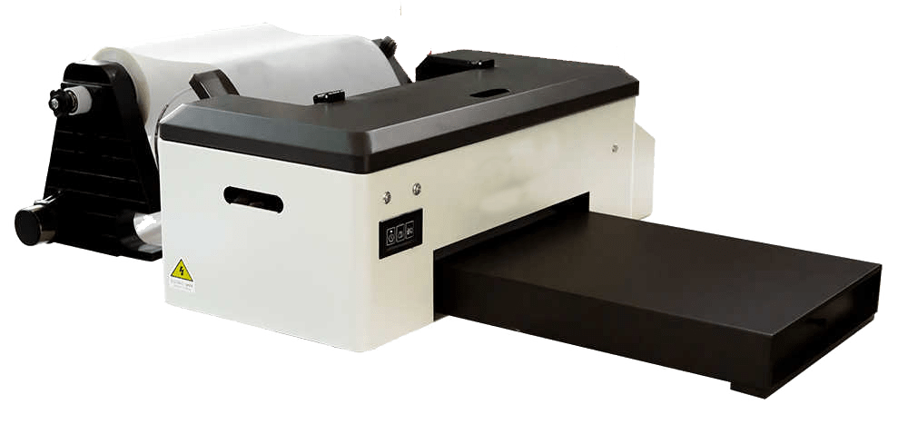 DTF printer iz rolne. Masina za stampu na transfer papiriuma za takstil, pamuk